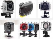 Les idées cadeaux de Noël: Les Action Camera