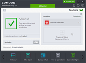 Test antivirus : Comodo Internet Security Pro 8