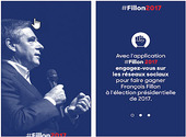 Fillon 2017 : l'application de la dernière chance !