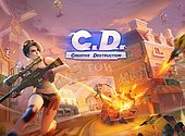 Creative Destruction le clone de Fortnite sur mobile est officiellement disponible en France
