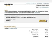 Be careful, these fake Amazon emails contain malware