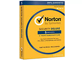 Test antivirus : Norton Security Deluxe 2019
