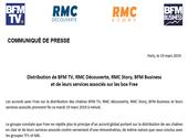 Abonnés Free, voici comment regarder BFMTV et RMC !