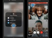 Skype Preview : Screen sharing is now available on mobile phones