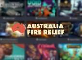 On peut aider les animaux victimes d'incendies en Australie en achetant des jeux vidéo