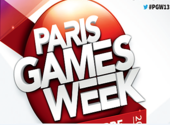 Ouverture de la Paris Games Week 2013