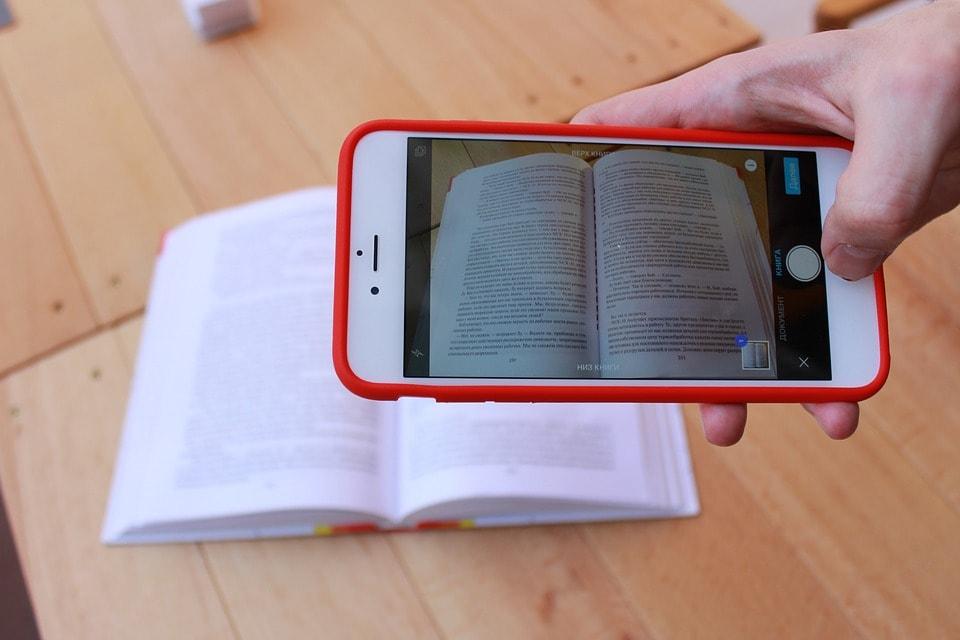 Top 9 des applications de scanner pour smartphone et tablette
