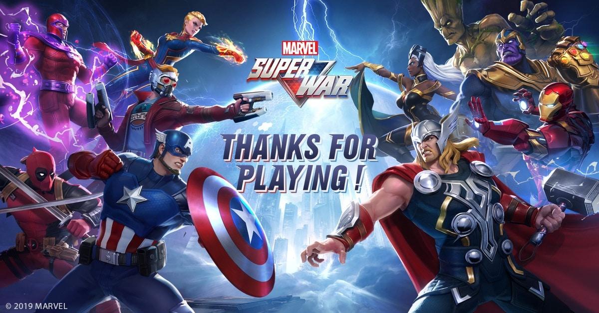 Marvel Super War sur PC ou Mac : Voilà comment procéder