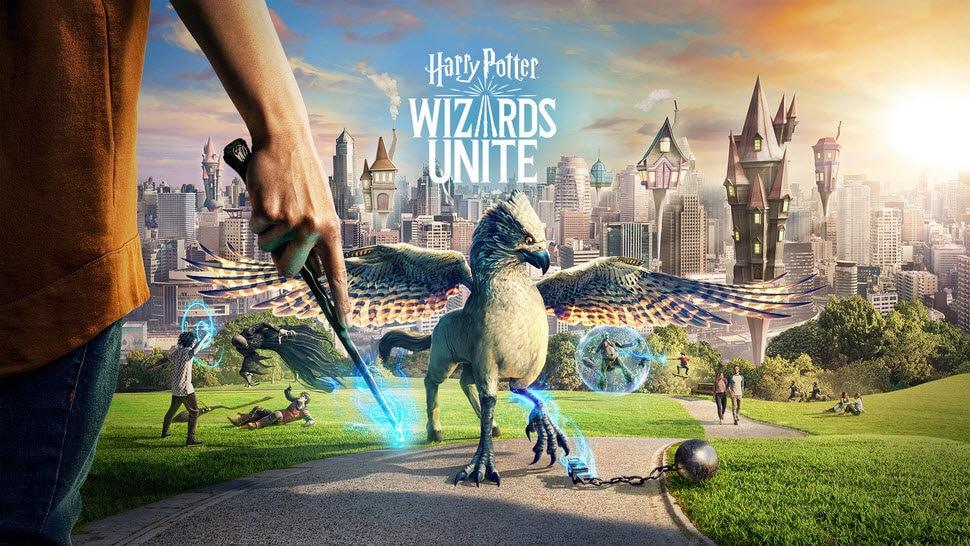 Votre téléphone est-il compatible avec Harry Potter Wizards Unite ?