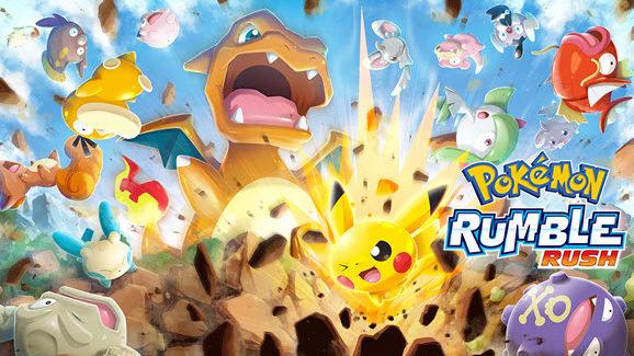 Comment télécharger Pokémon Rumble Rush sur Android ou iOS ?