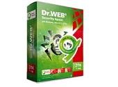 Test antivirus : Dr.Web Security Space
