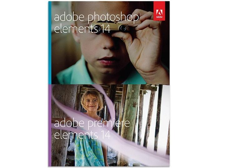 Adobe Photoshop et Premiere Elements 14 en promo jusqu'au 30 octobre
