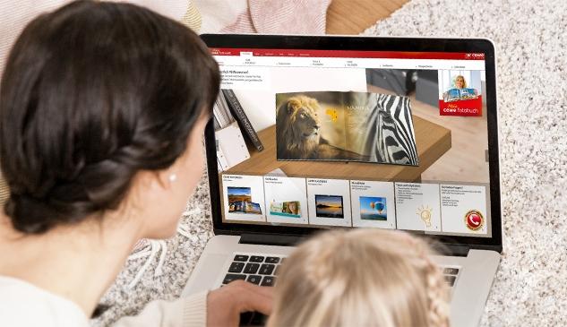 Créez votre livre photo sur votre PC avec Photocité !