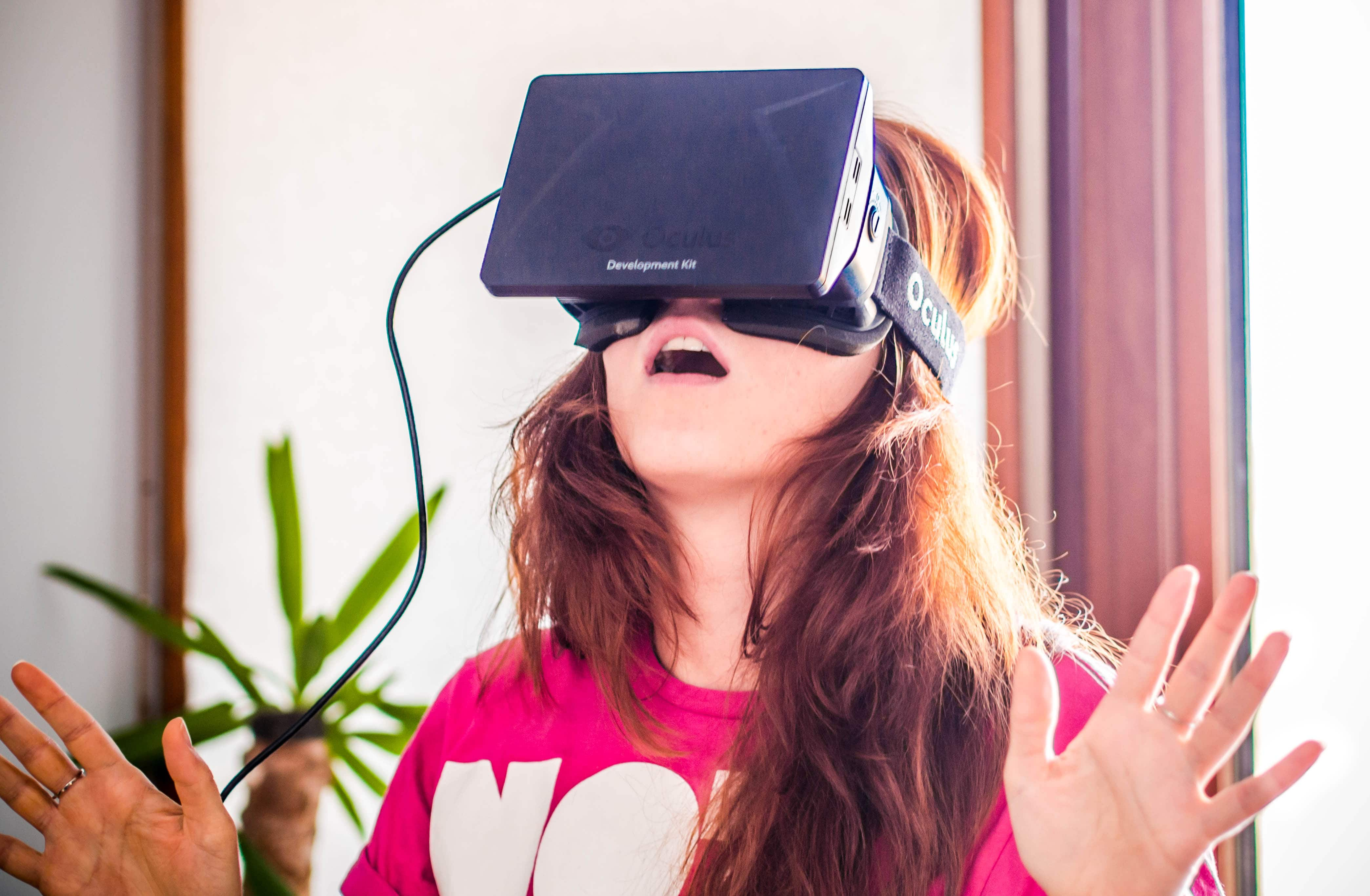 Ce que j'ai compris de la réalité virtuelle...