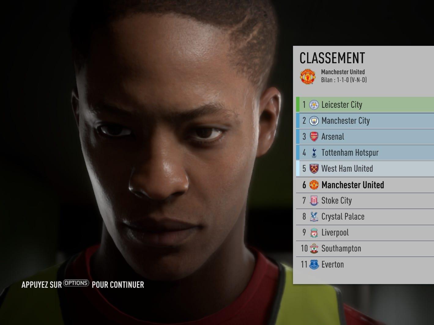 FIFA 17 : une démo déroutante