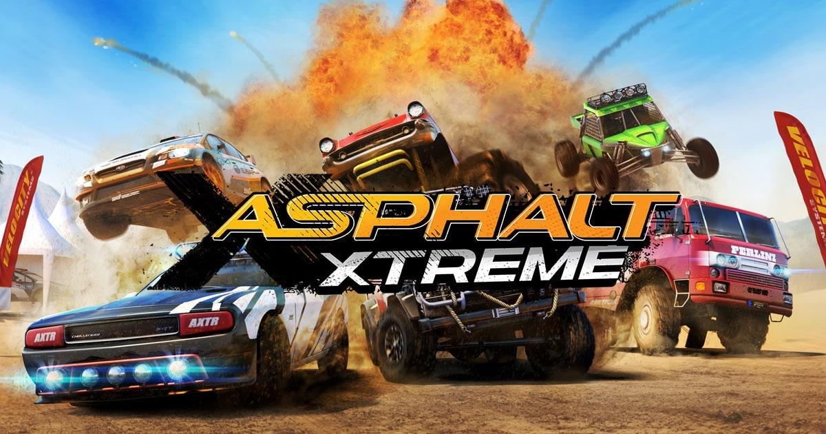 Asphalt Xtreme, le jeu 100% gratuit destiné aux fous de rally !
