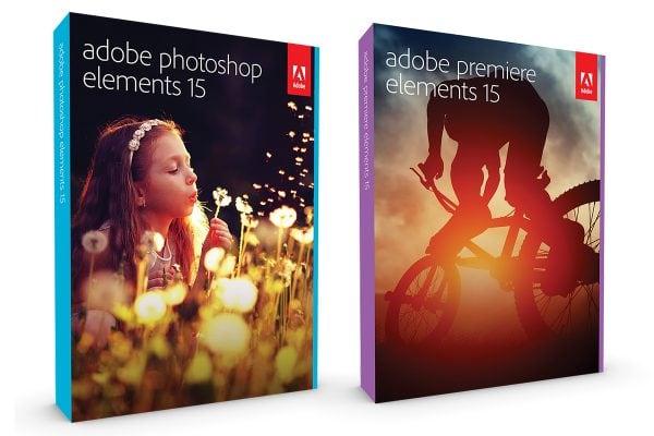 Black Friday 2016 : La nouvelle gamme Elements 15 d'Adobe à prix réduit !