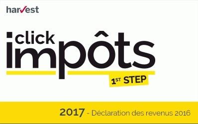 Comment faire une simulation de sa déclaration de revenus avec ClickImpôts 2017 ?