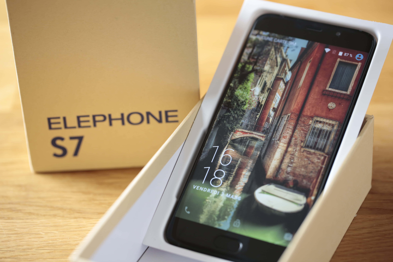 Test Elephone S7: Que vaut cette réinterprétation du Galaxy S7?