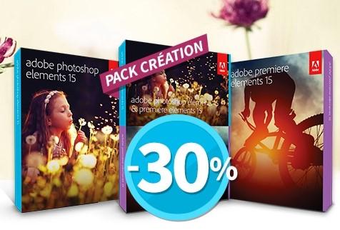 Bon plan : Adobe Photoshop Elements 15 en promo jusqu'au 17 avril 2017