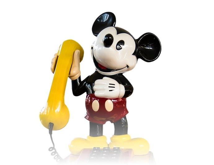 Disney accusé de collecter des données auprès d'enfants via des jeux mobiles