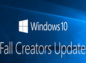 Notre test de Windows 10 Fall Creators Update