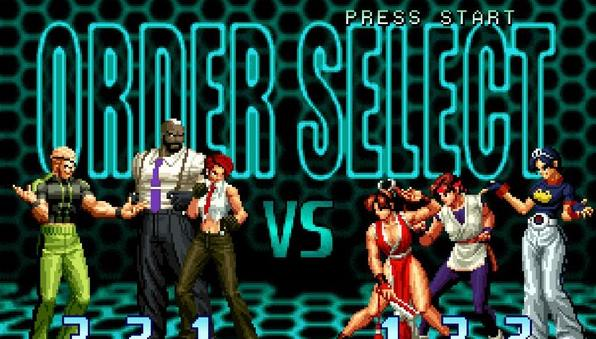 The King of Fighters gratuit pour un temps limité chez Gog