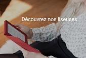 Découvrez Bookeen SAGA, la liseuse made in France