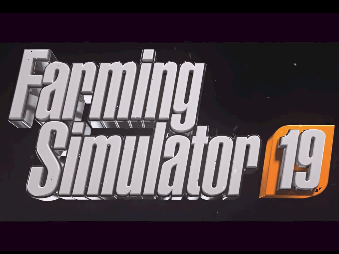 Le nouveau Farming Simulator 19 sort cet automne et il s'annonce plus réaliste que jamais