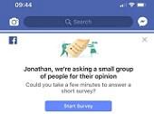 Le sondage sur la pédophilie que Facebook a fait l'erreur de publier