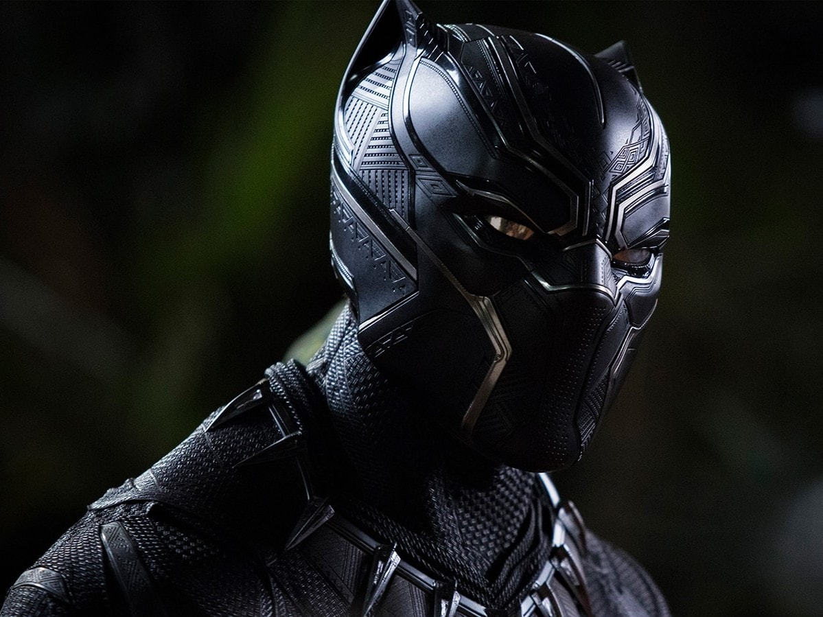 Black Panther est dans le top 3 des films les plus piratés
