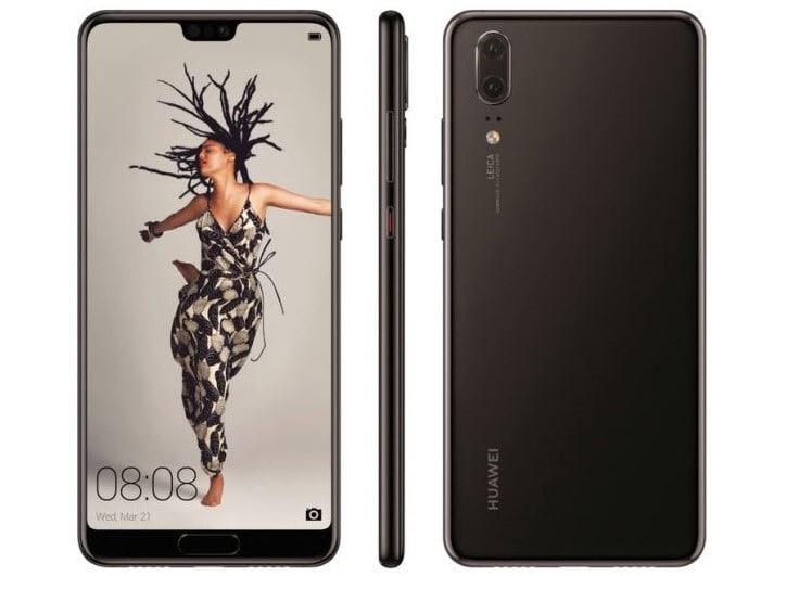Huawei P20 : Tout ce qu'il faut savoir