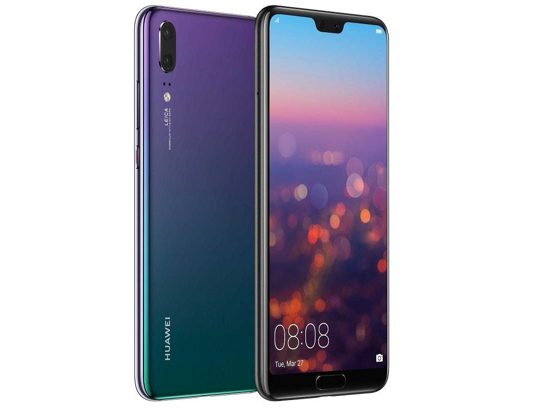 Avec le P20, Huawei propose une alternative sérieuse à l'iPhone X