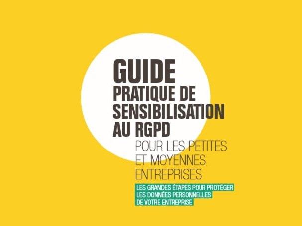 RGPD : Découvrez le guide élaboré par Bpifrance et la CNIL