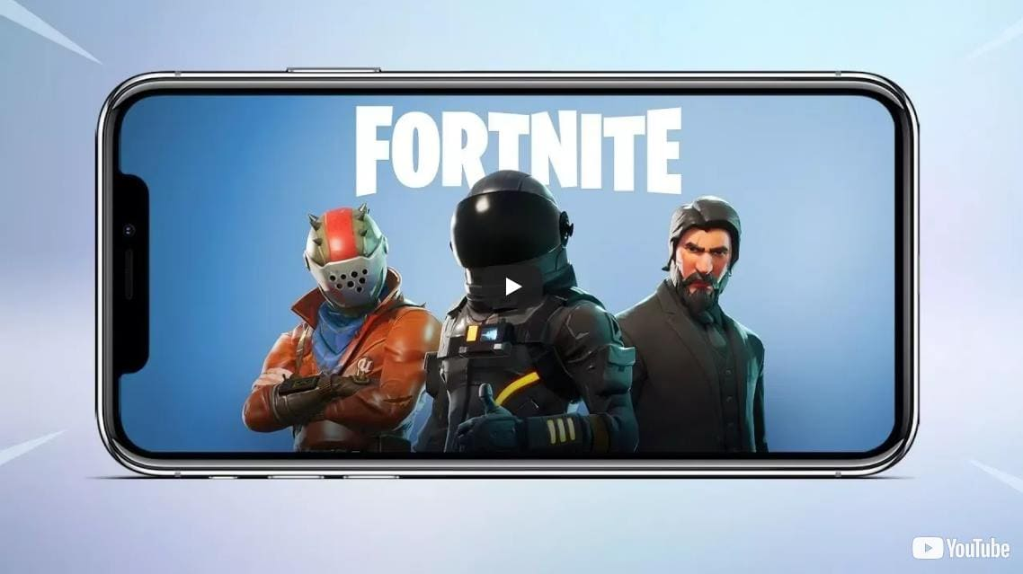 Du nouveau pour Fortnite Android mais attention aux fake news!