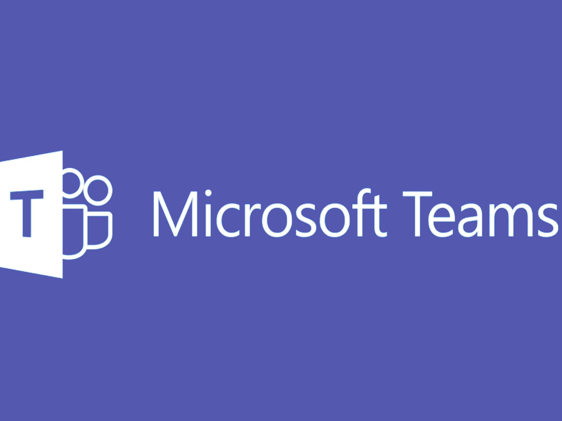 Microsoft Teams souhaite rendre les réunions plus conviviales