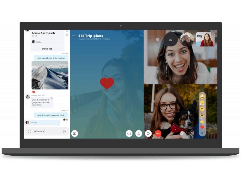 Skype : L'enregistrement des appels débarque enfin