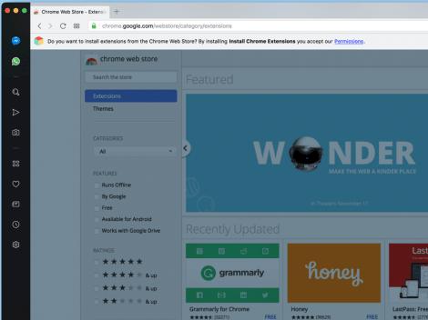 Opera : Il est désormais possible d'installer des extensions Chrome directement dans le navigateur