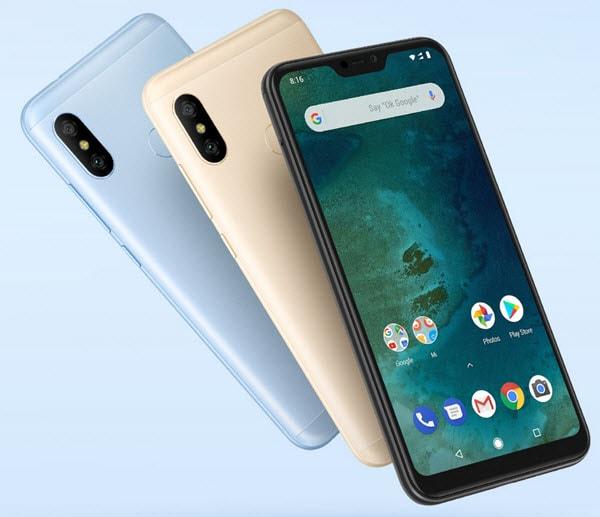 Avec le Mi A2 et le Mi A2 Lite, Xiaomi fait confiance à Android One