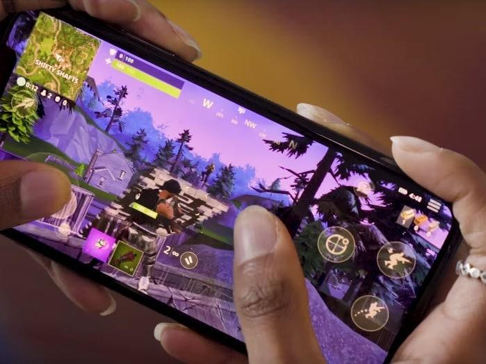 L'APK de Fortnite Mobile fuite avant sa sortie officielle