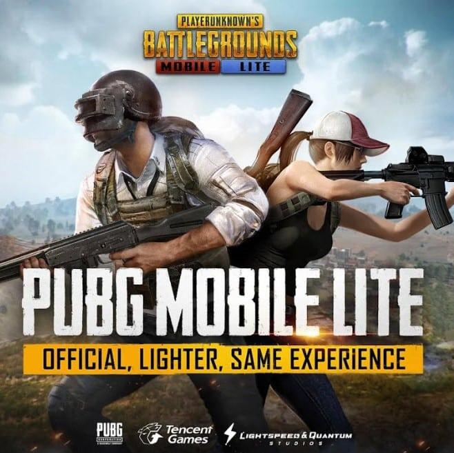 PUBG Lite : une version de PUBG mobile destinée aux smartphones moins puissants