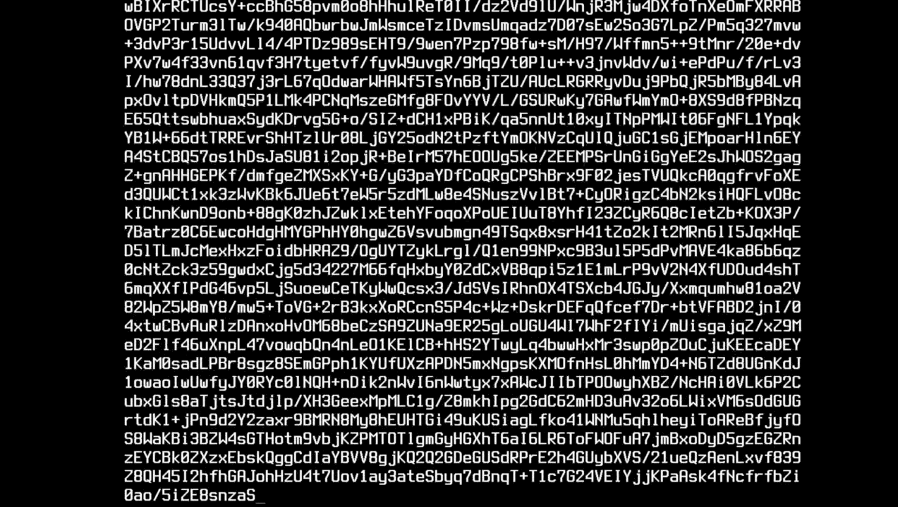 Cyberpunk 2077: Soit le dev s'est endormi sur le clavier, soit c'est un trailer du gameplay (mise à jour)