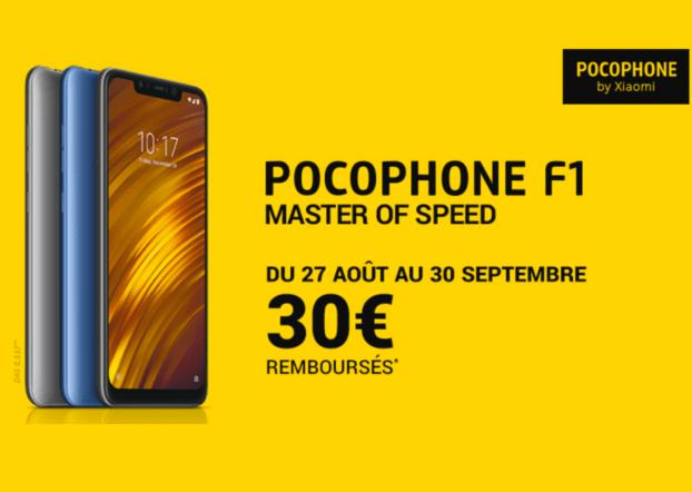 Comment obtenir le Pocophone F1 à 329 euros ?