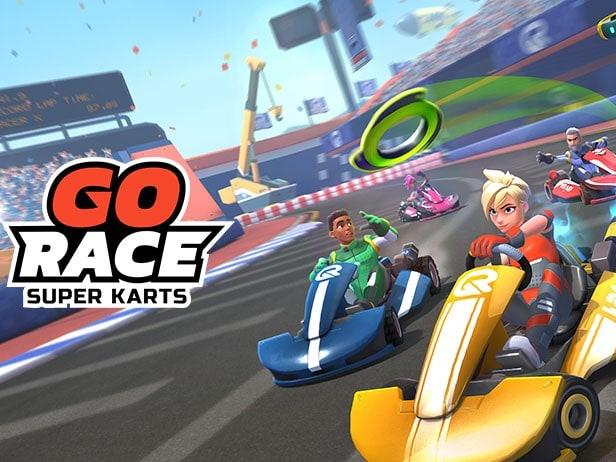 Go Race Super Karts : Découvrez ce nouveau clone de Mario Kart sur Android et iOS