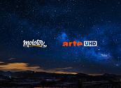 Molotov et Arte se lancent dans une expérience télé en UHD (4K) et en HDR
