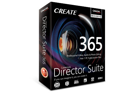 Cyberlink dévoile Director Suite 365 et les nouvelles versions de ses produits phares