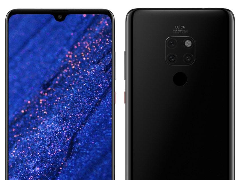 Le Huawei Mate 20 Pro affole déjà la toile avec son prix et ses caractéristiques