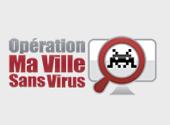C'est la 8e édition de l'opération d'Eset : Ma Ville Sans Virus