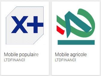 Un malware Android cible les clients de banques françaises