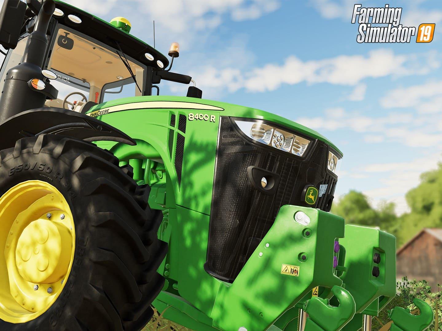 Farming Simulator 19 : le Red Dead Redemption des agriculteurs est disponible